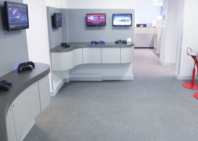Salle jeux vidéos orthodontie serpenoise METZ